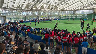 ソフトテニスでメシを食う!!,ヨネックスソフトテニスワールドチャレンジIN埼玉